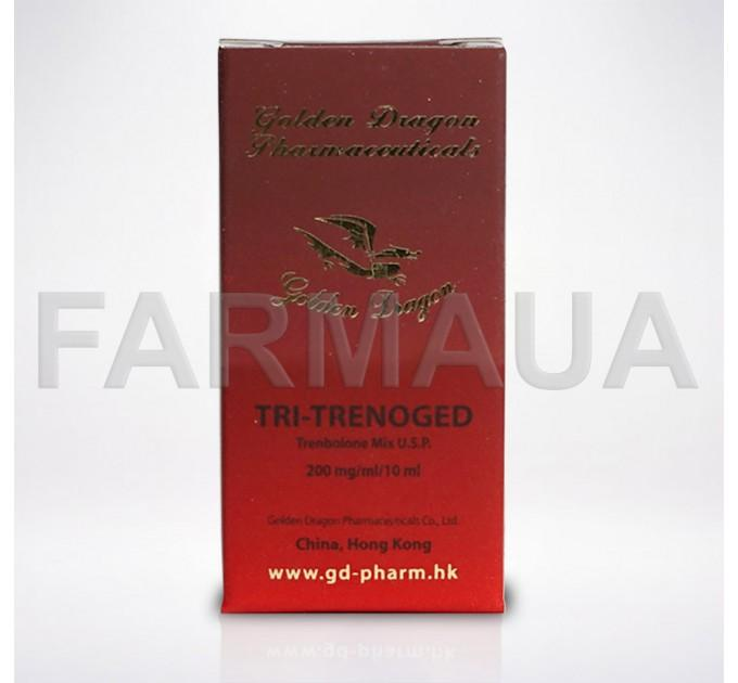 GD Tri-Trenoged 200 mg/ml x 1 виал - Тренболон микс Голден Драгон (Golden Dragon)